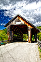 Squam River Covered Bridge