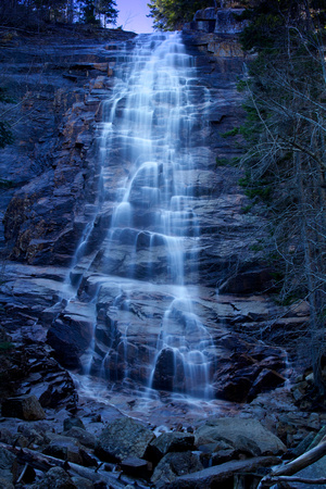 Arethusa Falls Soft Flow